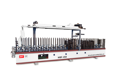 MBF-450 Door side wrapping machine (scraping)