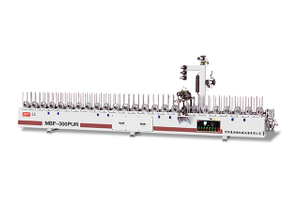 Quality Manufacturer of MBF-300PUR Profile Laminating Machine Made in China