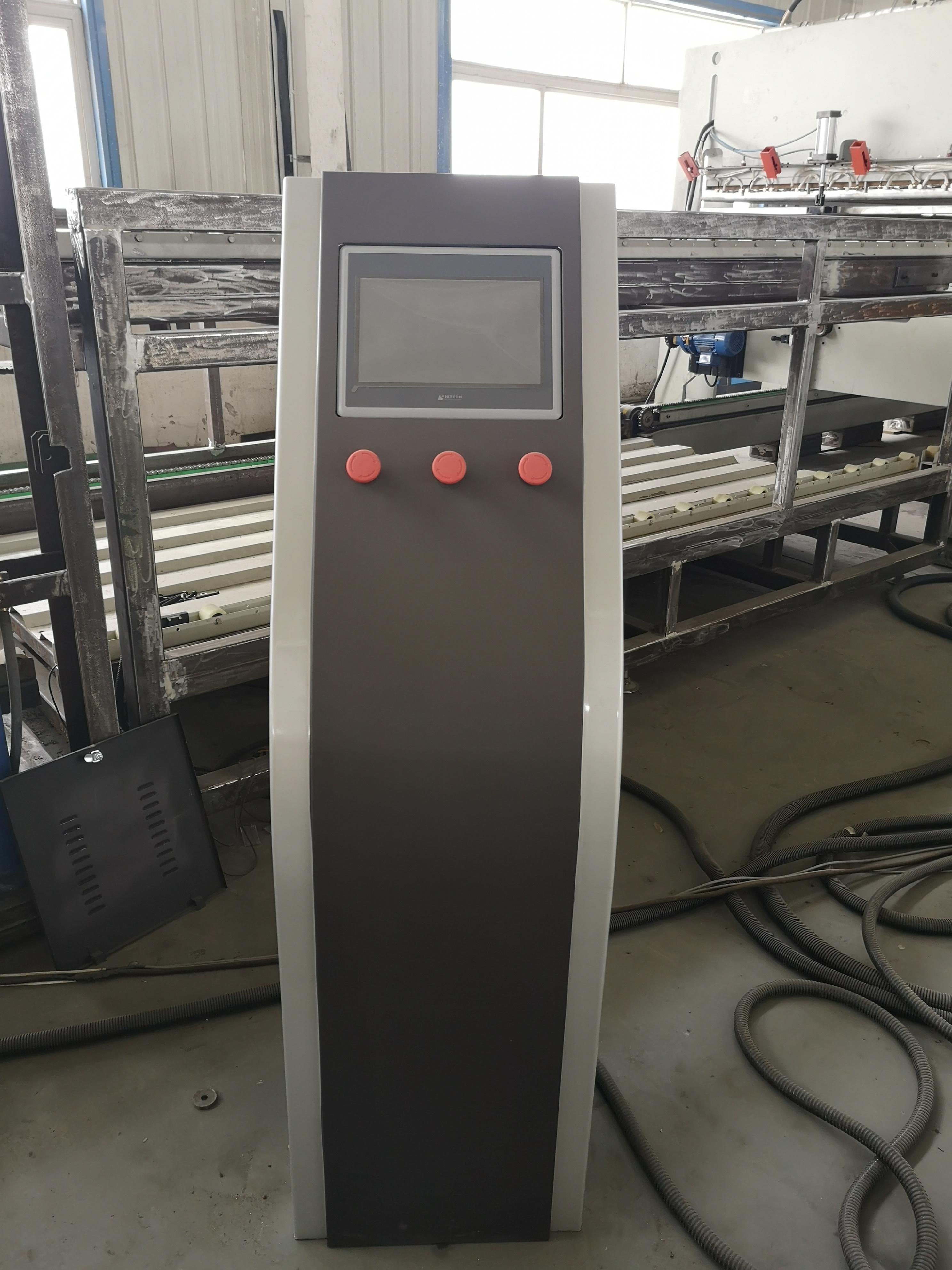 TM3000P控制面板